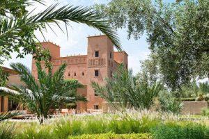 The Dar Ahlam hotel